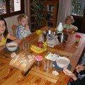 Le petit déjeuner pour les enfants
