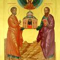 Neuvaine en l'honneur des saints apôtres pierre et paul