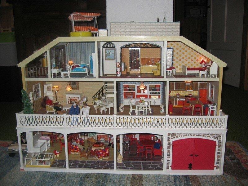 la maison de poup es lundby de maman anina. Black Bedroom Furniture Sets. Home Design Ideas
