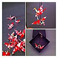 Grue origami > songe d'elfe