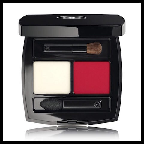 chanel duo baume et poudre a levres rosso parthenope