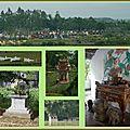 Les cimetières au vietnam…