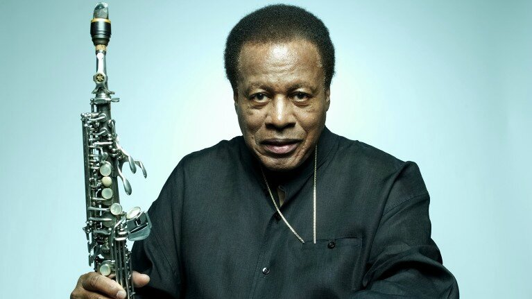 Wayne Shorter by Robert Ascroft
