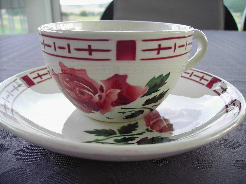 SAVERNE tasse à café