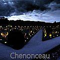 Mon top 10 lumières: n°5: les jardins de chenonceau illuminés