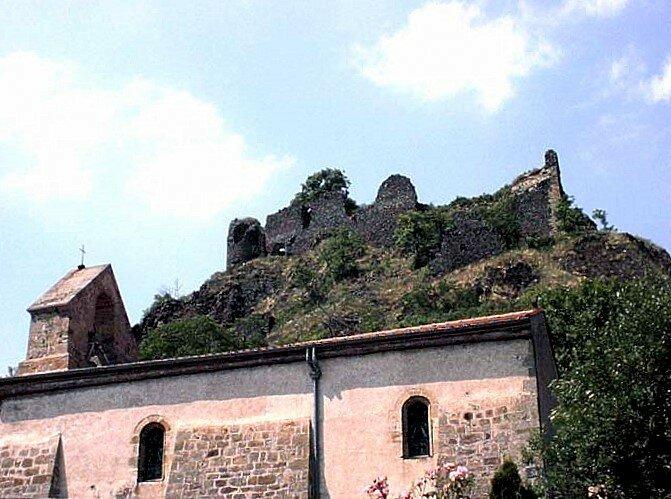 château de Buron