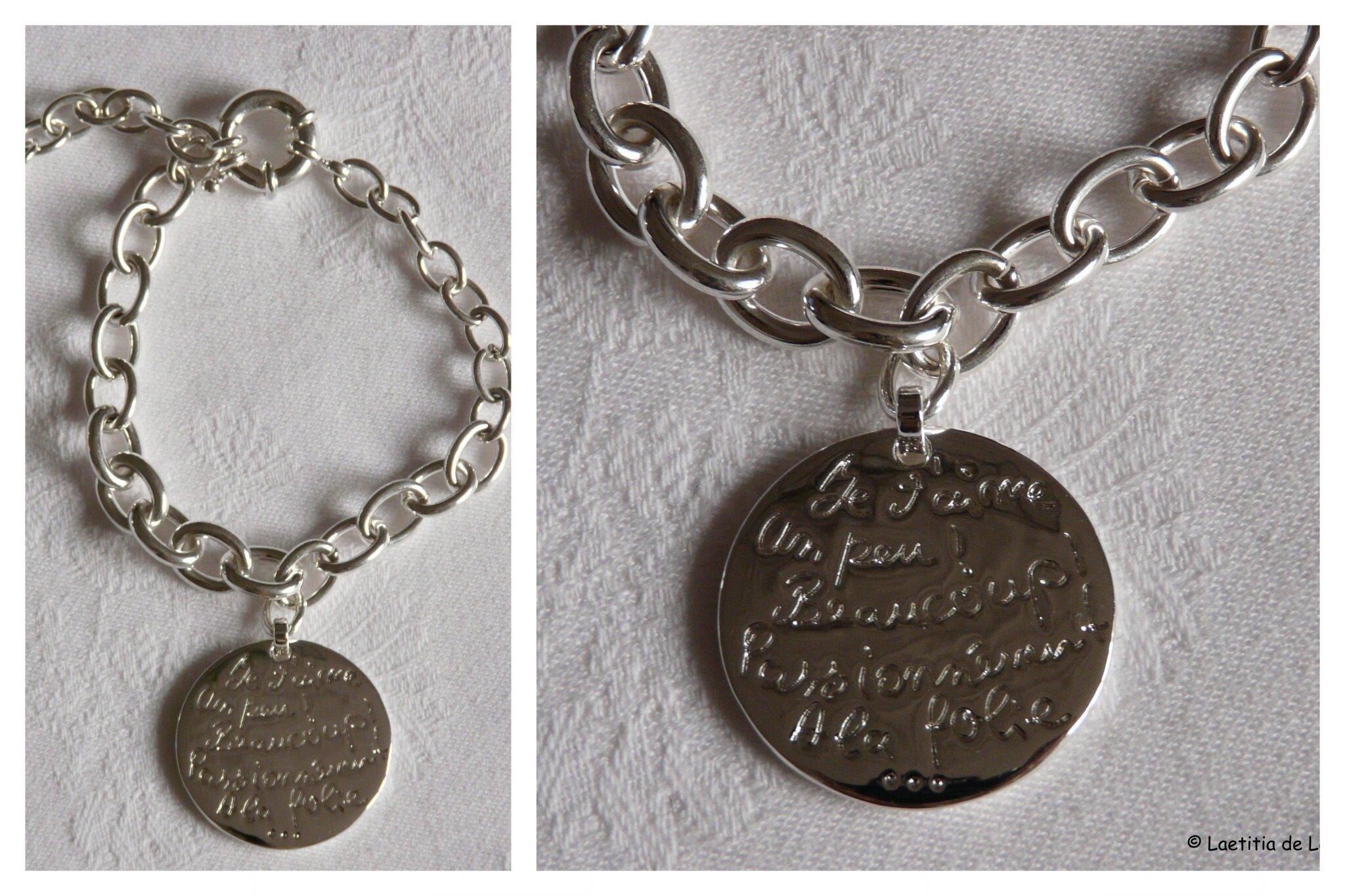 Bracelet Déclaration d'Amour