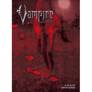 Boutique jeux de société - Pontivy - morbihan - ludis factory - Vampire le requiem