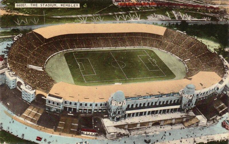 CPSM Wembley Stadium