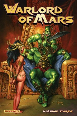 warlord of mars vol 3 TP