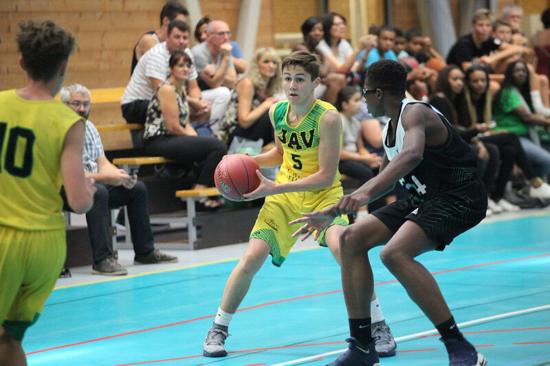 18-09-16 U15 Elite à l'ASVEL (2)