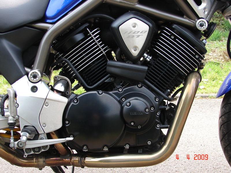 1100 Bulldog Yamaha