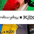 Jcdc x mellow yellow