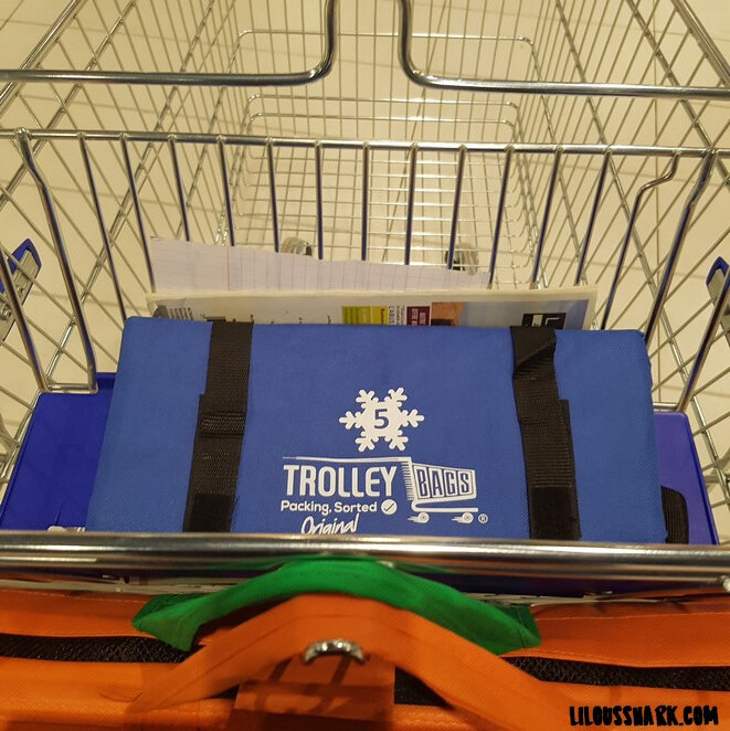 trolley bags test lilousshark