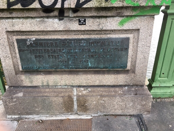 44000 - Nantes - Pont - Plaque Saint Mihiel - part2