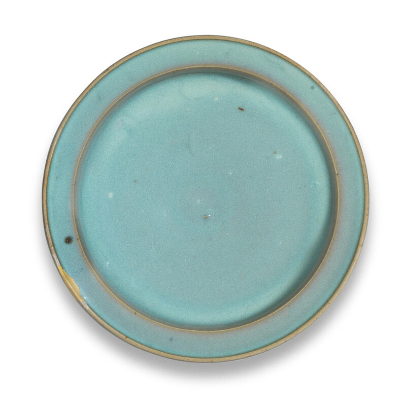 A Junyao-glazed dish, Northern Song Dynasty (960-1127)