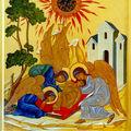 L'icône de l'amour miséricordieux
