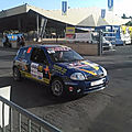 Pierre costes Renault clio RS fn3