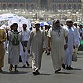 Plus de deux millions de pèlerins à la mecque