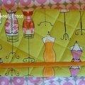 Une trousse de couture spéciale patchwork