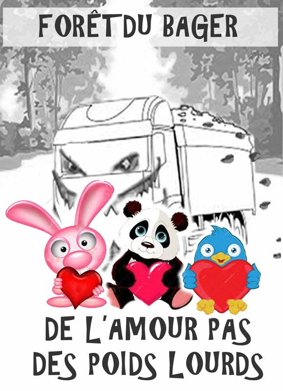 Camion monstre amour