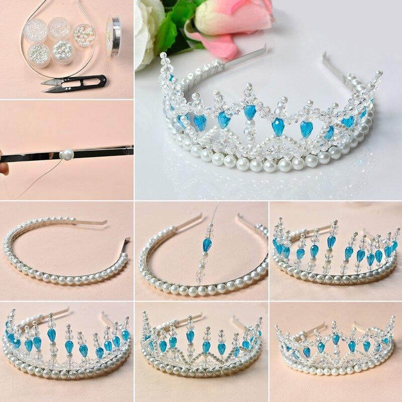 1080-Crystal-Pearl-Crown---Tutorials-on-Making-a-Bridal-Crown