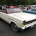 Mercury comet caliente convertible-1965