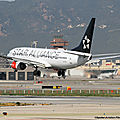 Star Alliance (Scandinavian Airlines-SAS)