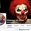 Halloween 2014 : pas de masque de clown !!