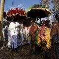 Timkat à Gondar