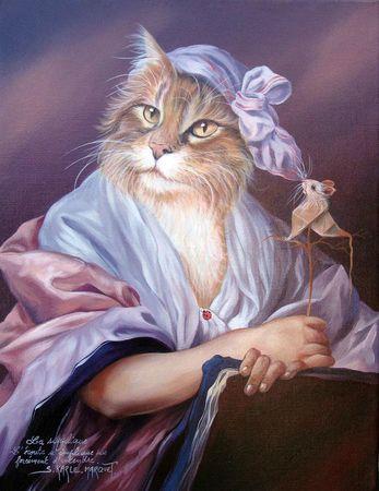 Les chats de Sylvia Karle-Marquet (2)