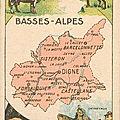 Basses-Alpes paysage
