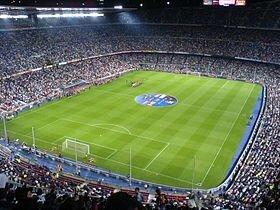 L'histoire du Camp Nou