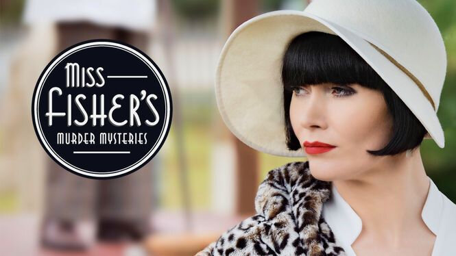 Miss Fisher murder mysteries
