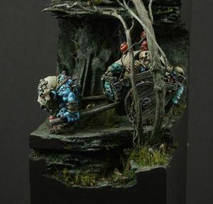 Morzath l'infernal peint par Honourguard 03
