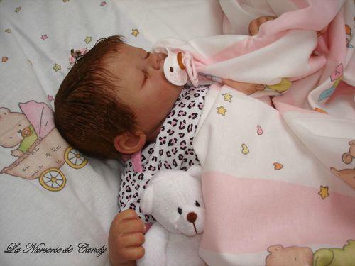 bebe reborn nouveau né