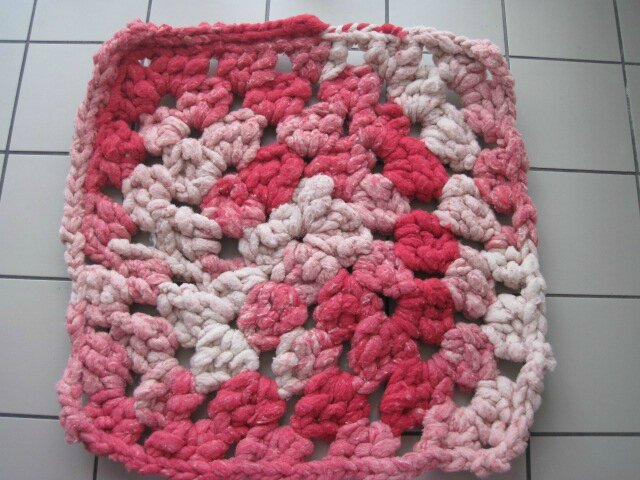tapis rose steph
