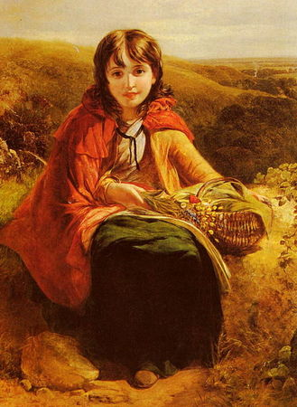 Francis_John_Deffett_Red_Riding_Hood