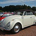 VOLKSWAGEN Coccinelle cabriolet 1962 Hambach (1)