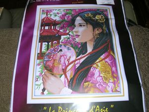 princesse d'asie