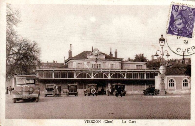 vierzo gareexter cour1935