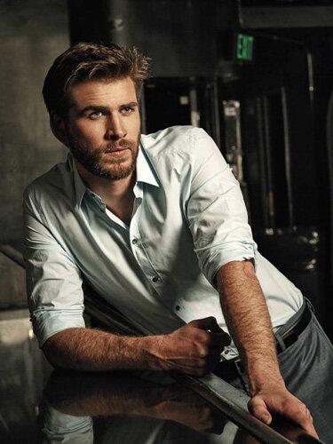 Galerie sur … Liam Hemsworth … acteur