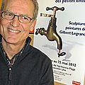 Gilbert legrand sculpteur du quotidien.