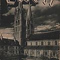 Caen avant 1944: splendeurs architecturales d'une ville en partie disparue... a méditer avant de célébrer un millénaire!