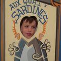 sardine Basile