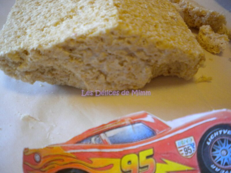 Voiture Flash Mcqueen (Cars) en RKT (tutoriel) 4