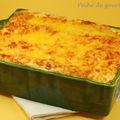 Lasagnes lapin-brocolis