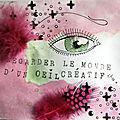 Dt quoi de neuf au poulailler ? - bannière d'avril / april blog banner
