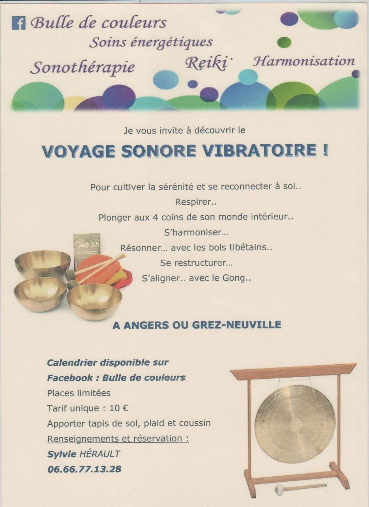les Voyages Sonores