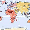 Repères géographiques